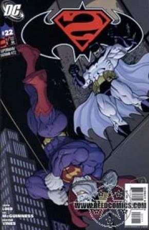 Superman Batman #22