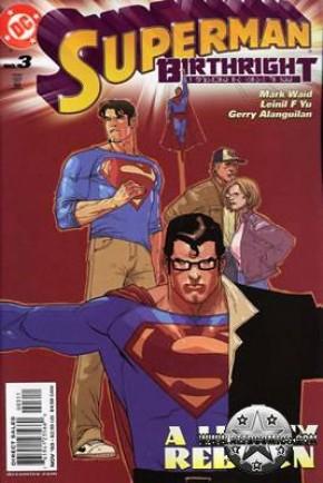 Superman Birthright #3