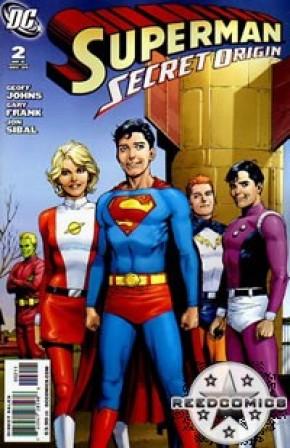 Superman Secret Origin #2