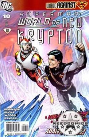 Superman World Of New Krypton #10