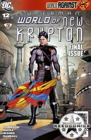 Superman World Of New Krypton #12