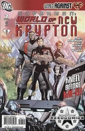 Superman World Of New Krypton #7