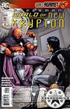 Superman World Of New Krypton #9