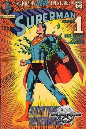 Superman: 1st Series #233 VF-