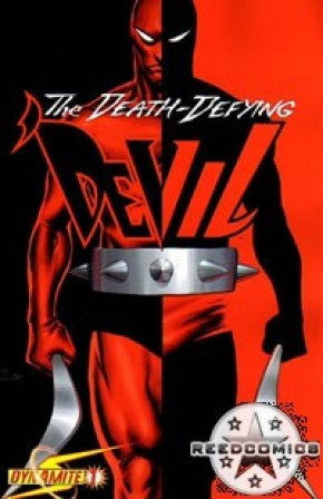 Project Superpowers Death Defying Devil #1 (Cover B)