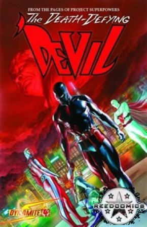Project Superpowers Death Defying Devil #4 (Cover A)