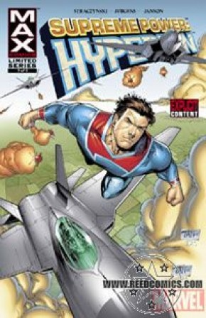 Supreme Power Hyperion #3