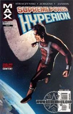 Supreme Power Hyperion #5