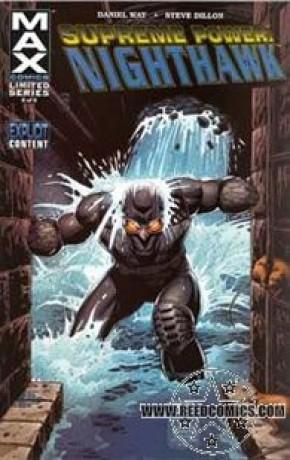 Supreme Power Nighthawk #6