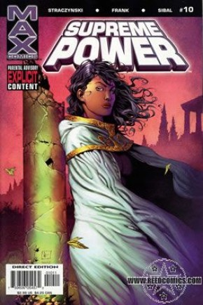 Supreme Power #10