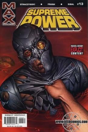 Supreme Power #13