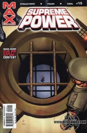 Supreme Power #15