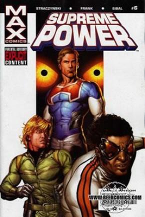 Supreme Power #6
