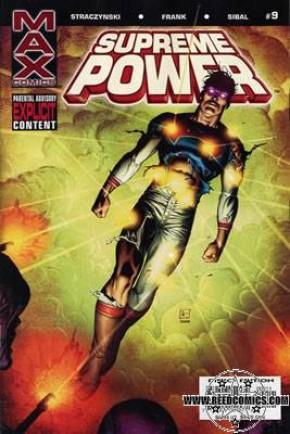 Supreme Power #9