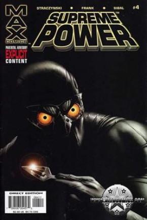 Supreme Power #4