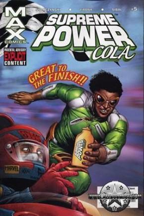 Supreme Power #5