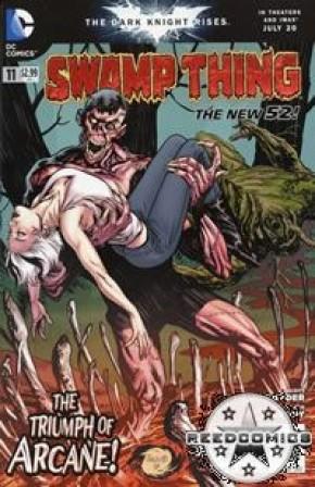Swamp Thing Volume 5 #11