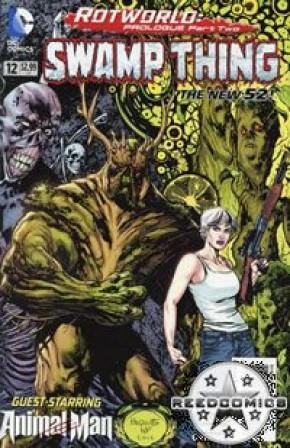 Swamp Thing Volume 5 #12
