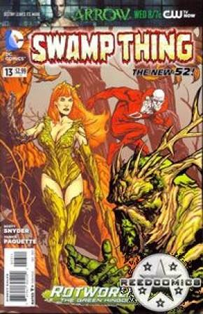 Swamp Thing Volume 5 #13