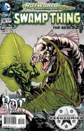 Swamp Thing Volume 5 #14