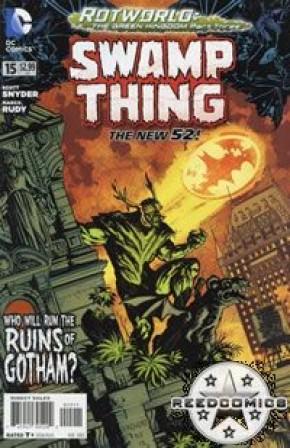 Swamp Thing Volume 5 #15