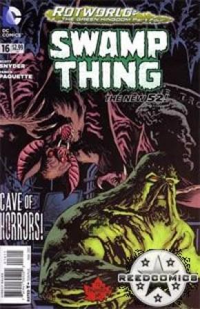 Swamp Thing Volume 5 #16