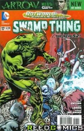Swamp Thing Volume 5 #17