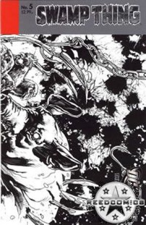 Swamp Thing Volume 5 #5 (1:25 Incentive)