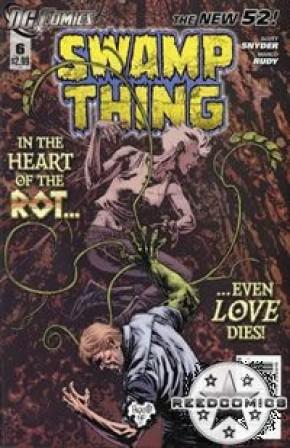 Swamp Thing Volume 5 #6