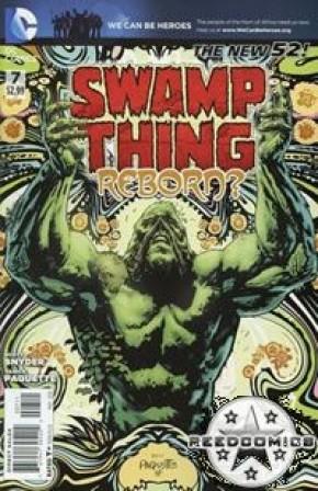 Swamp Thing Volume 5 #7