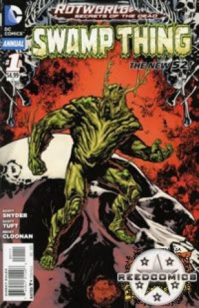 Swamp Thing Volume 5 Annual #1