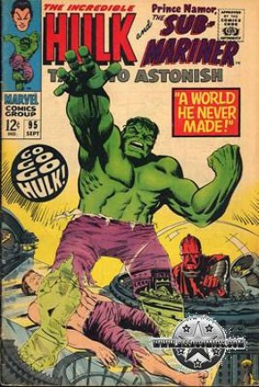 Tales to Astonish #95