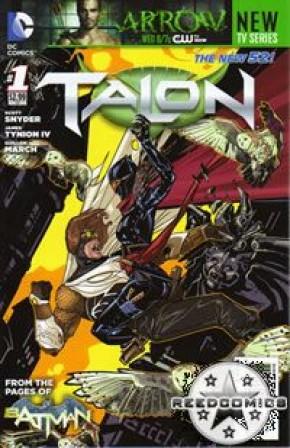 Talon #1 (1 in 25 Incentive)