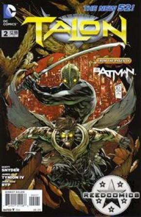 Talon #2 (1 in 25 Incentive)