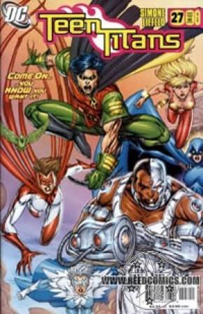 Teen Titans #27