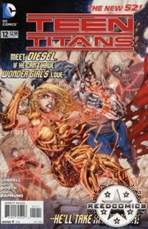 Teen Titans Volume 4 #12
