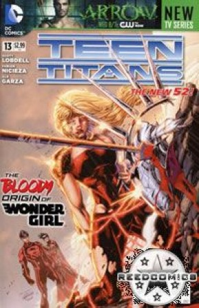 Teen Titans Volume 4 #13