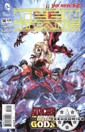 Teen Titans Volume 4 #14