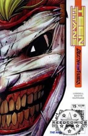 Teen Titans Volume 4 #15
