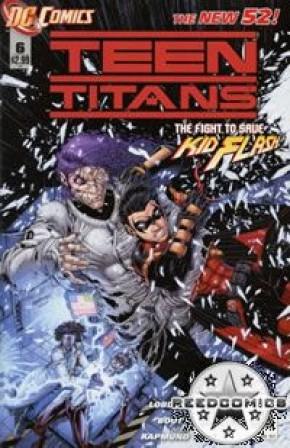 Teen Titans Volume 4 #6
