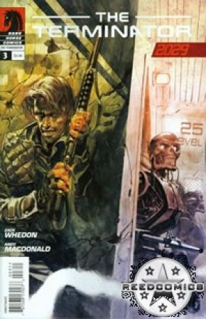 The Terminator 2029 #3