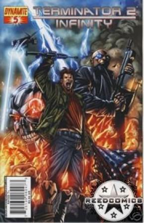 Terminator 2 Infinity #5 (Cover C)