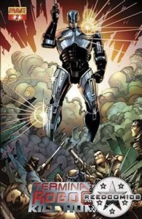 Terminator Robocop Kill Human #2 (Cover A)