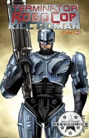 Terminator Robocop Kill Human #3 (Cover A)