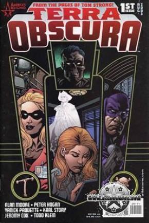 Terra Obscura Volume 1 #1