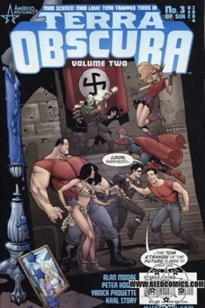 Terra Obscura Volume 2 #3