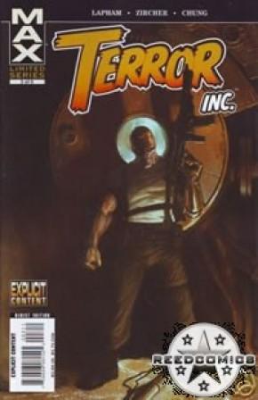 Terror Inc. #3