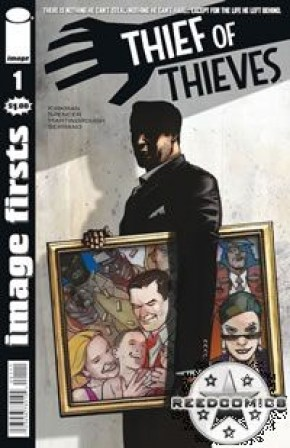 Image Firsts Thief of Thieves #1