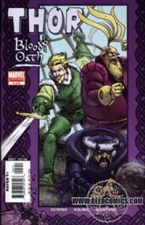 Thor Blood Oath #5