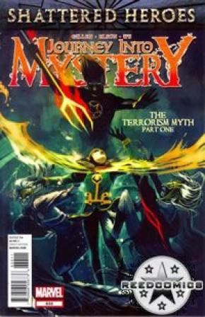 Journey Into Mystery #633